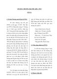 Giáo trình quan hệ kinh tế quốc tế - TỔ CHỨC THƯƠNG MẠI THẾ GIỚI - WTO (BẢN 4)