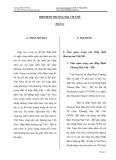 Giáo trình quan hệ kinh tế quốc tế -  HIỆP ĐỊNH THƯƠNG MẠI VIỆT MỸ (BẢN 1)
