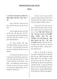 Giáo trình quan hệ kinh tế quốc tế - HIỆP ĐỊNH THƯƠNG MẠI VIỆT MỸ (BẢN 2)