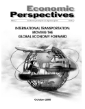 INTERNATIONAL TRANSPORTATION: MOVING THE GLOBAL ECONOMY FORWARD