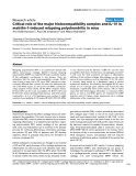 """Báo cáo y học: """"Critical role of the major histocompatibility complex and IL-10 in matrilin-1-induced relapsing polychondritis in mice"""""""