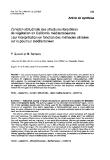 """Báo cáo khoa học: """"Zonation altitudinale des structures forestières de végétation en Californie méditerranéenne Leur interprétation en fonction des méthodes utilisées sur le pourtour méditerranéen"""""""