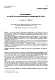 """Báo cáo khoa học: """" Le foramètre : outil de reconnaissance mécanique du bois F Le Naour, P Morlier Université de Bordeaux, laboratoire de génie civil, GS rhéologie du bois, UA 867 du CNRS, 33405 Talence cedex, France"""""""