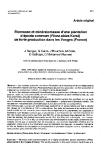 """Báo cáo khoa học: """" Biomasse et minéralomasse d'une plantation d'épicéa commun (Picea abies Karst) de forte production dans les Vosges (France)"""""""