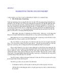 Quản lý Doanh nghiệp: CHƯƠNG 3  MARKETING TRONG DOANH NGHIỆP