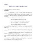 Quản lý chât lượng: CHƯƠNG 1  MỘT SỐ VẤN ĐỀ VỀ QUẢN TRỊ CHẤT LƯỢNG