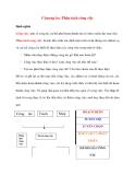 Quản lý Nhân sự: Chương ba: Phân tách công việc