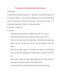 Quản lý Nhân sự: Chương chín: Đánh giá thành tích công tác