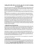 Hướng dẫn Thẩm định tư cách KH, phân tích tài chính & phương án vay của KHDN