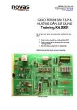 Giáo trình bài tập & hướng dẫn sử dụng Training .Kit.8951