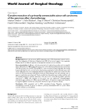 """Báo cáo khoa học: """"Curative resection of a primarily unresectable acinar cell carcinoma of the pancreas after chemotherapy"""""""
