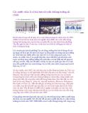 Các nước châu Á và bài học từ cuộc khủng hoảng tài chính