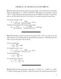 Giải bài tập máy điện chương 2