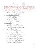 Giải bài tập máy điện chương 5