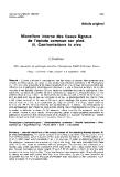 """Báo cáo khoa học: """"Microflore interne des tissus ligneux de l'épicéa commun sur pied. III. Confrontations in vivo"""""""
