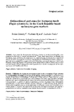 """Báo cáo lâm nghiệp: """"Delineation of seed zones for European beech (Fagus sylvatica L.) in the Czech Republic based on isozyme gene markers"""""""