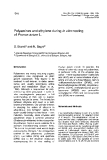 """Báo cáo lâm nghiệp: """"Polyamines and ethylene during of Prunus avium L. in vitro rooting"""""""