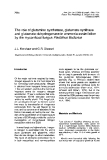 """Báo cáo lâm nghiệp: """" The role of glutamine synthetase, glutamate synthase and glutamate dehydrogenase in ammonia assimilation by the mycorrhizal fungus Pisolithus tinctorius"""""""