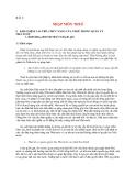 Giáo trìn Nhập môn Thuế: BÀI 1:  NHẬP MÔN THUẾ