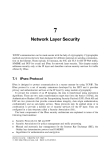 Internet Security Cryptographic Principles, Algorithms and Protocols - Chapter 7