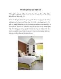 16 mẫu phòng ngủ hiện đại