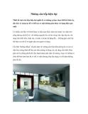 Những căn bếp hiện đại