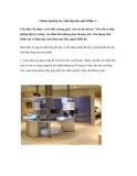 Chiêm ngưỡng các mẫu bếp tiện nghi (Phần 1 )