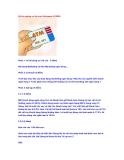 Đề thi nghiệp vụ thẻ của Vietinbank