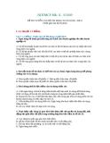 ĐỀ THI TUYỂN CÁN BỘ TÍN DỤNG NGÂN HÀNG ( Đề 1) NHTMCP Bắc Á