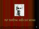 Giáo trình tư tưởng Hồ Chí Minh - về CNXH và con đương quá độ lên CNXH