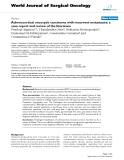 """Báo cáo khoa học: """"Adrenocortical oncocytic carcinoma with recurrent metastases: a case report and review of the literature"""""""