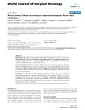 "Báo cáo khoa học: ""Acute airway failure secondary to thyroid metastasis from renal carcinoma"""