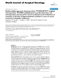 """Báo cáo khoa học: """"Multimodality approach of perioperative 18F-FDG PET/CT imaging, intraoperative 18F-FDG handheld gamma probe detection, and intraoperative ultrasound for tumor localization and verification of resection of all sites of hypermetabolic activity in a case of occult recurrent metastatic melanoma"""""""