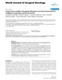 "Báo cáo khoa học: ""Laparotomy enables retrograde dilatation and stent placement for malignant esophago-respiratory fistula"""
