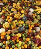 Các nguy cơ và nguồn gây mất an toàn nông sản