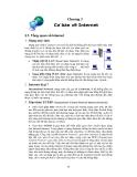 Bài giảng tin học văn phòng - internet