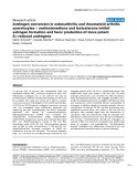 """Báo cáo y học: """"Androgen conversion in osteoarthritis and rheumatoid arthritis synoviocytes – androstenedione and testosterone inhibit estrogen formation and favor production of more potent 5α-reduced androgens"""""""