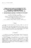 """Báo cáo lâm nghiệp: """"Effets de divers modes de fertilisation (N, P, K) sur certaines caractéristiques physiques, chimiques, mécaniques et propriétés papetières du pin maritime des Landes (Pinus pinaster Ait.)"""""""