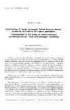"""Báo cáo lâm nghiệp: """"Contribution à l'étude du couple Fomes annosus-épicéa variabilité de l'hôte et de l'agent pathogène"""""""