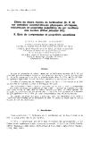 """Báo cáo lâm nghiệp: """" Effets de divers modes de fertilisation (N, P, K) certaines caractéristiques physiques, chimiques, mécaniques et propriétés papetières du pin maritime des Landes (Pinus pinaster Ait.)"""""""