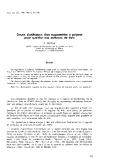 """Báo cáo lâm nghiệp: """"Essais d'utilisation d'un rugosimètre à palpeur pour qualifier des surfaces de bois"""""""