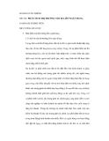 BÀI BÁO CÁO NHÓM: ĐỀ TÀI VỀ: PHÂN TÍCH THỊ TRƯỜNG NỘI TỆ LIÊN NGÂN HÀNG