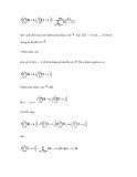 Lý thuyết mẫu – bài toán ước lượng điểm trong thống kê - 2
