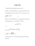 Luật số lớn trong xác suất thống kê - 1
