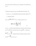 Phương pháp hợp lý cực đại - Bài toán ước lượng khoảng trong môn xác suất thống kê - 2