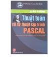 Giáo trình thuật toán và kỹ thuật lập trình Pascal part 1