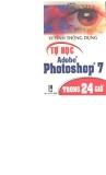 Tự học Adobe Photoshop 7 trong 24 giờ part 1