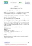 Chương 9: mạng lưới thoát nước mưa