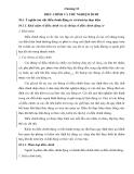 Khai thác động cơ đốt trong tàu quân sự - Chương 10