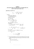 Kỹ thuật xử lí khí thải - Chương 4